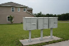 Apartment CBU Mailboxes