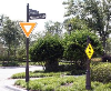 Personalized Street Signs & Stop Signs