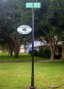 Personalized Residential Street Sign