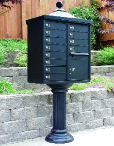 custom commercial mailboxes - Commercial Mailboxes