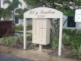 apartment commercial mailboxes - Commercial Mailboxes