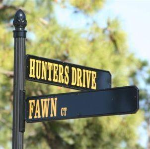 Personalized Street Signs >> Personalized And Custom Street Signs Street Signage Creative